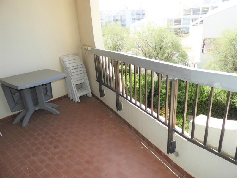 Rental apartment La grande motte 495€ CC - Picture 6