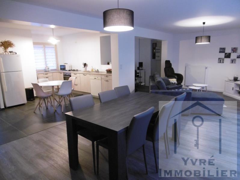 Sale house / villa Yvre l'eveque 156880€ - Picture 1