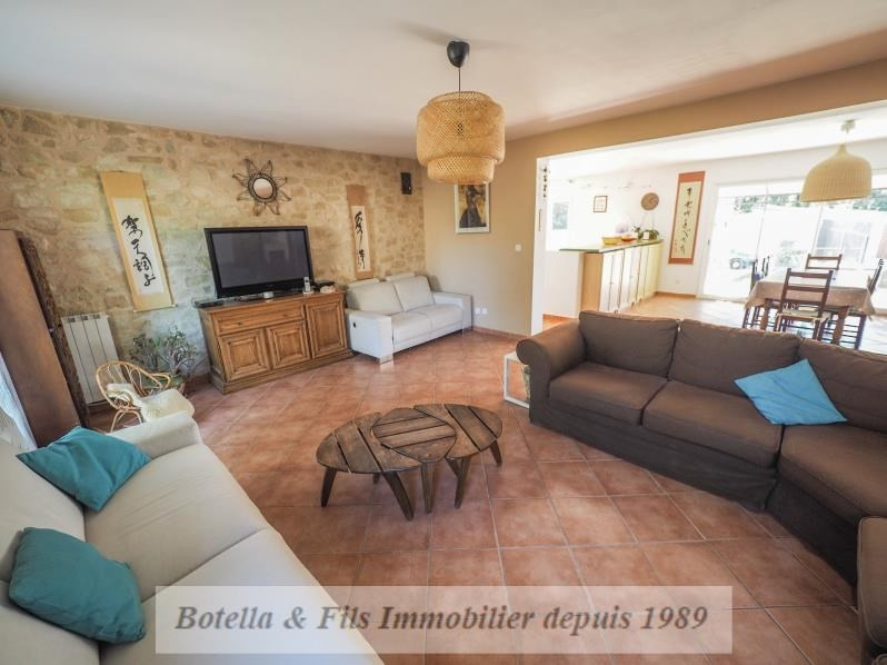Venta  casa Uzes 399900€ - Fotografía 5
