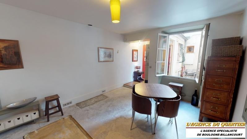 Sale apartment Paris 17ème 369 000€ - Picture 4