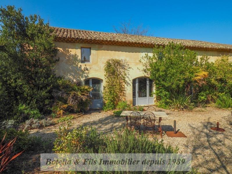 Vente de prestige maison / villa Uzes 998000€ - Photo 13