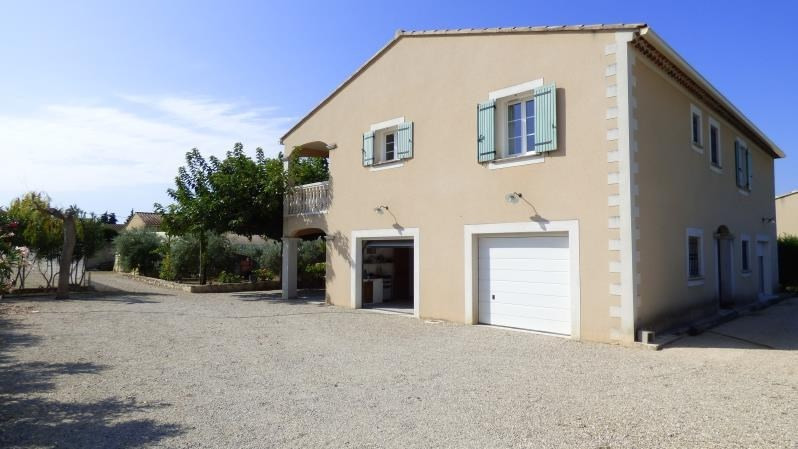 Sale house / villa Aubignan 367 500€ - Picture 8