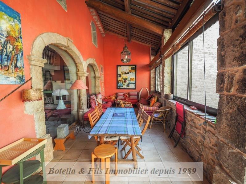 Immobile residenziali di prestigio casa Barjac 446000€ - Fotografia 8