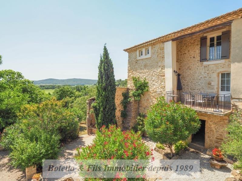 Immobile residenziali di prestigio casa Uzes 1196000€ - Fotografia 13