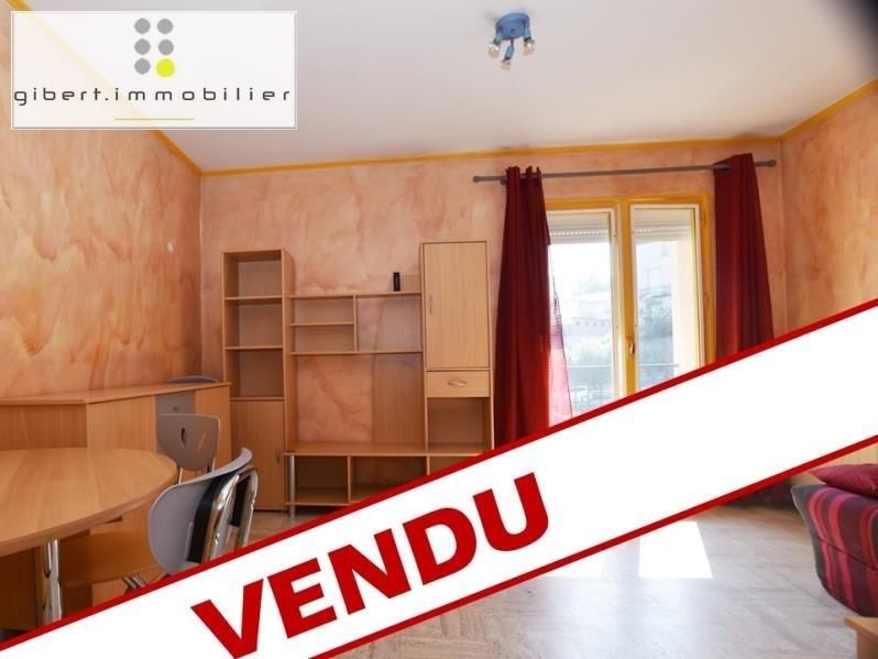 Vente appartement Le puy en velay 28600€ - Photo 1