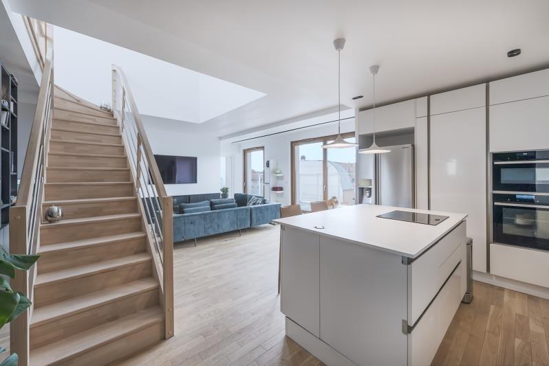 Vente de prestige appartement Suresnes 1395000€ - Photo 3