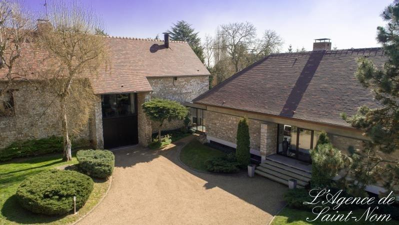 Deluxe sale house / villa St nom la breteche 1950000€ - Picture 8
