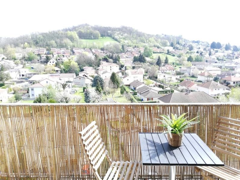 Sale apartment Bourgoin jallieu 120 000€ - Picture 1