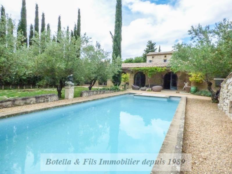 Verkoop van prestige  huis Uzes 583000€ - Foto 10