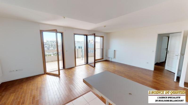 Sale apartment Boulogne billancourt 643000€ - Picture 3