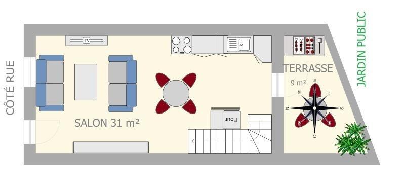 Vente maison / villa Angouleme 118800€ - Photo 2