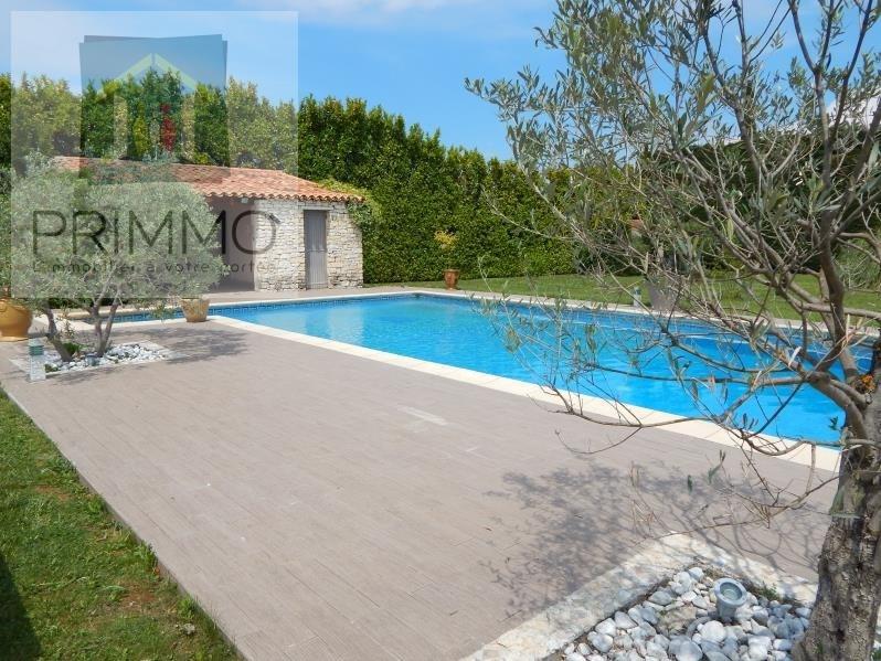 Vente de prestige maison / villa Cavaillon 630000€ - Photo 1