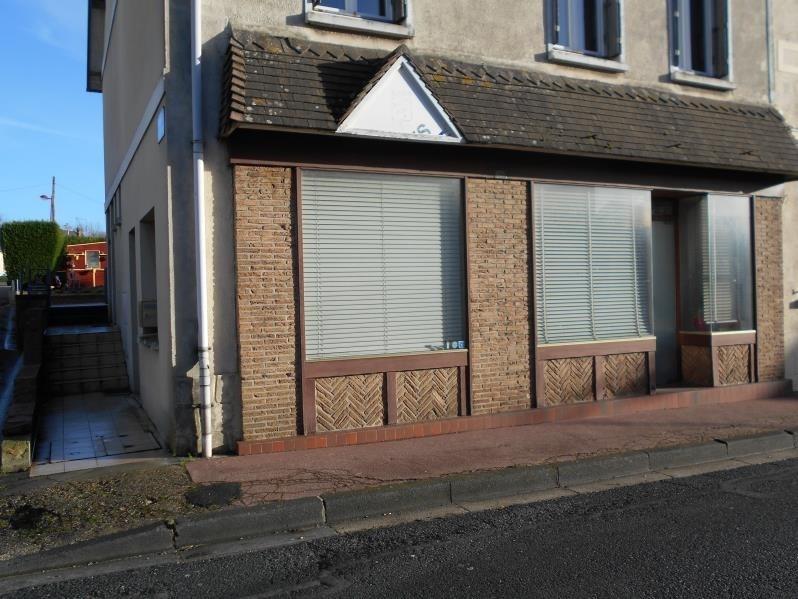 Affitto ufficio Fauville en caux 300€ HT/HC - Fotografia 1