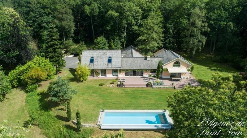 Deluxe sale house / villa St nom la breteche 2480000€ - Picture 2