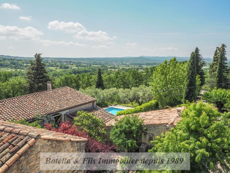 Deluxe sale chateau Uzes 1985000€ - Picture 3