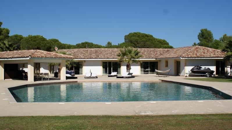 Deluxe sale house / villa Roquebrune sur argens 1980000€ - Picture 1