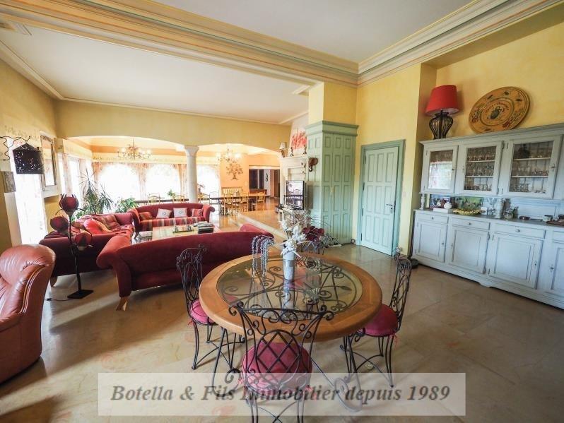 Vente de prestige maison / villa Barjac 1270000€ - Photo 7