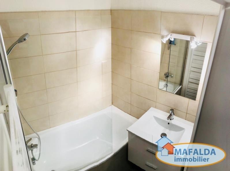 Rental apartment Mont saxonnex 380€ CC - Picture 3