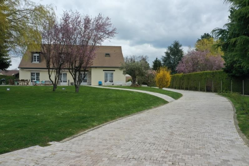 Deluxe sale house / villa Orgeval 1 480 000€ - Picture 12