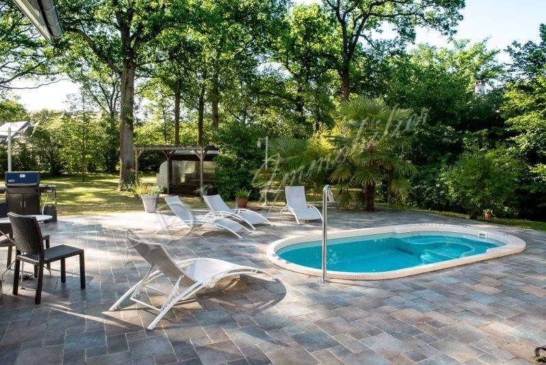 Vente de prestige maison / villa Lamorlaye 649375€ - Photo 8