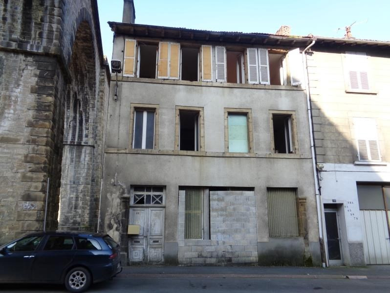 Sale building Aubin 65 850€ - Picture 1