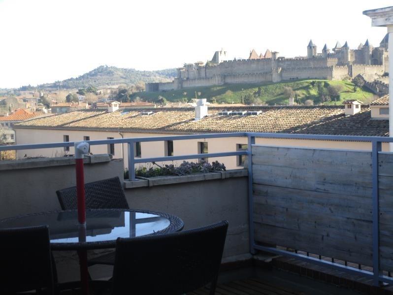 Sale apartment Carcassonne 85000€ - Picture 1