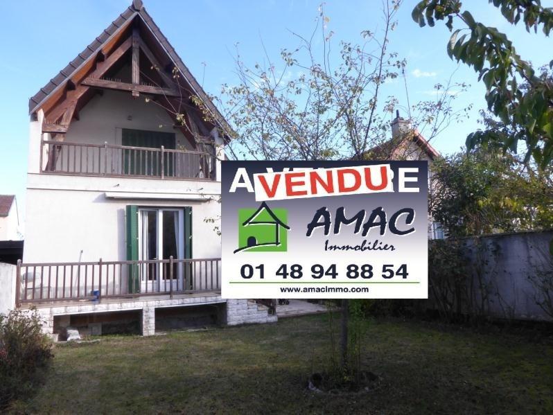 Vente maison / villa Villemomble 326000€ - Photo 1