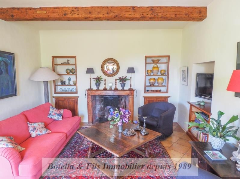 Immobile residenziali di prestigio casa Uzes 1100000€ - Fotografia 10