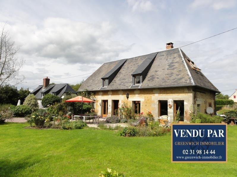 Vente de prestige maison / villa Villers sur mer 645000€ - Photo 1