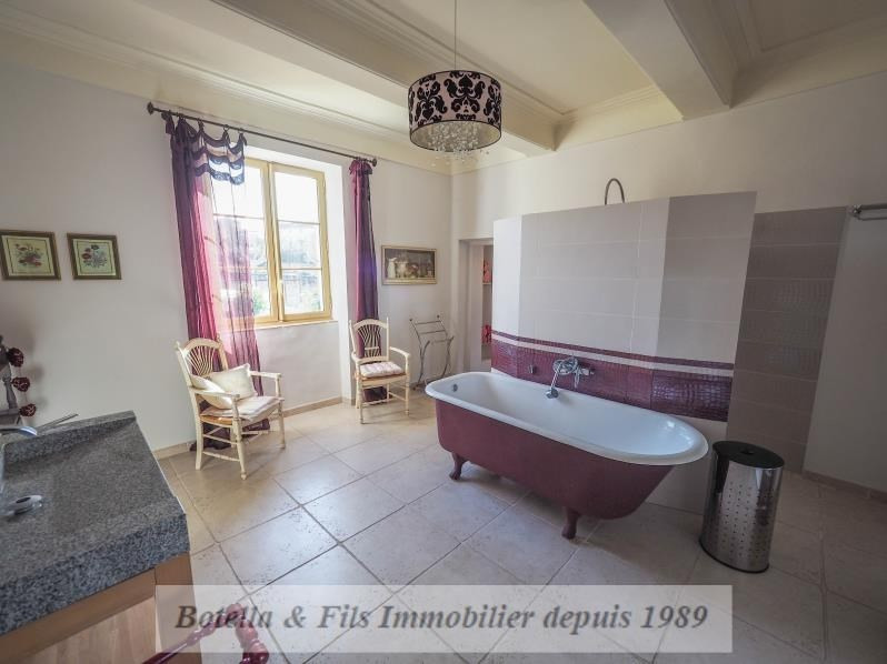 Deluxe sale house / villa Uzes 1 299 000€ - Picture 14