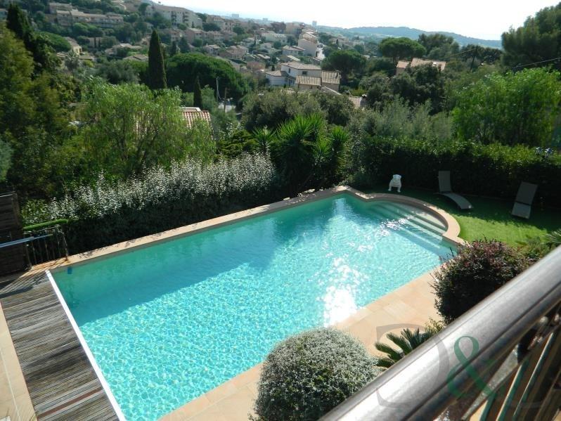 Deluxe sale house / villa Bormes les mimosas 1850000€ - Picture 2