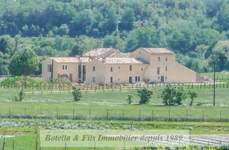 Vente de prestige maison / villa Uzes 1495000€ - Photo 1