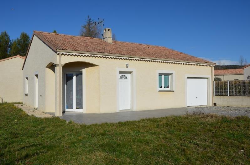 Vente maison / villa Vallon pont d'arc 220000€ - Photo 1