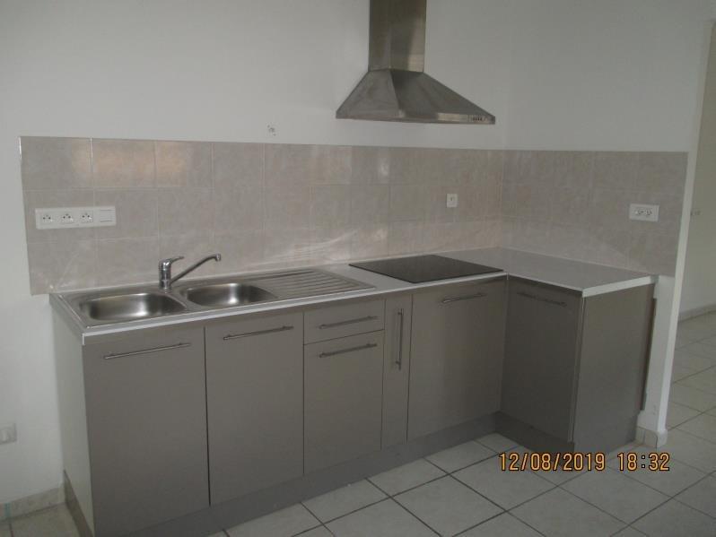 Rental apartment Labastide st pierre 478€ CC - Picture 1