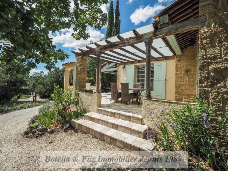 Vente maison / villa Uzes 349000€ - Photo 14
