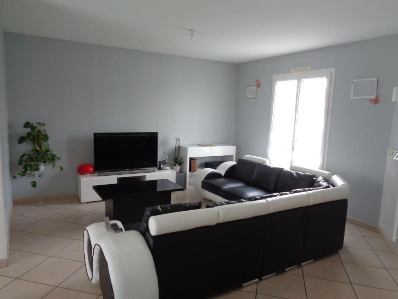 Vente maison / villa Pamproux 110000€ - Photo 2