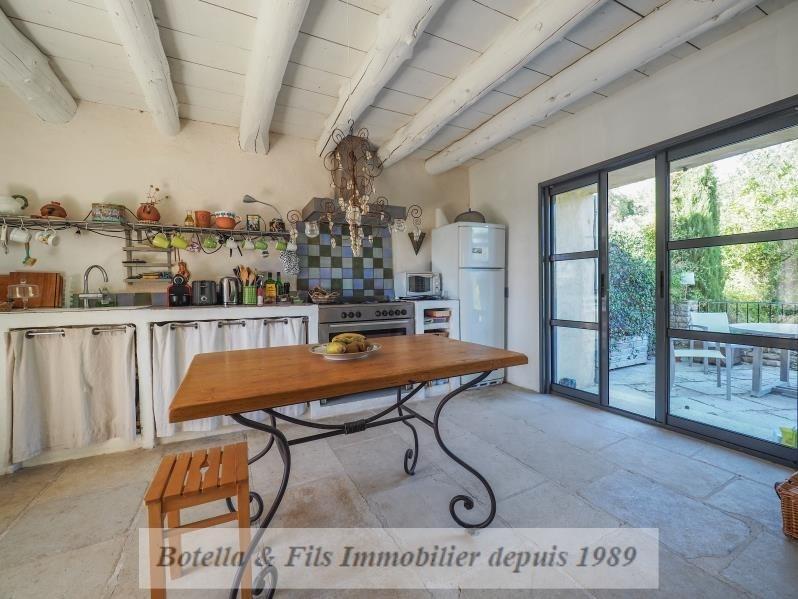 Vente de prestige maison / villa Uzes 548000€ - Photo 7