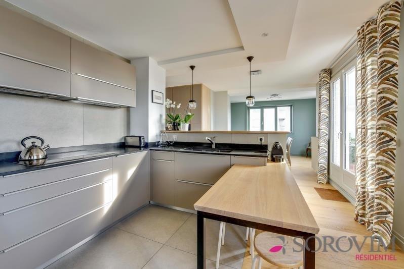Vente de prestige appartement Lyon 6ème 1150000€ - Photo 4