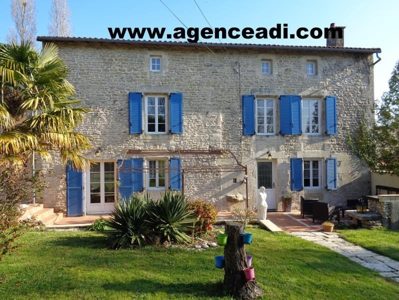Vente maison / villa Auge 275 000€ - Photo 1