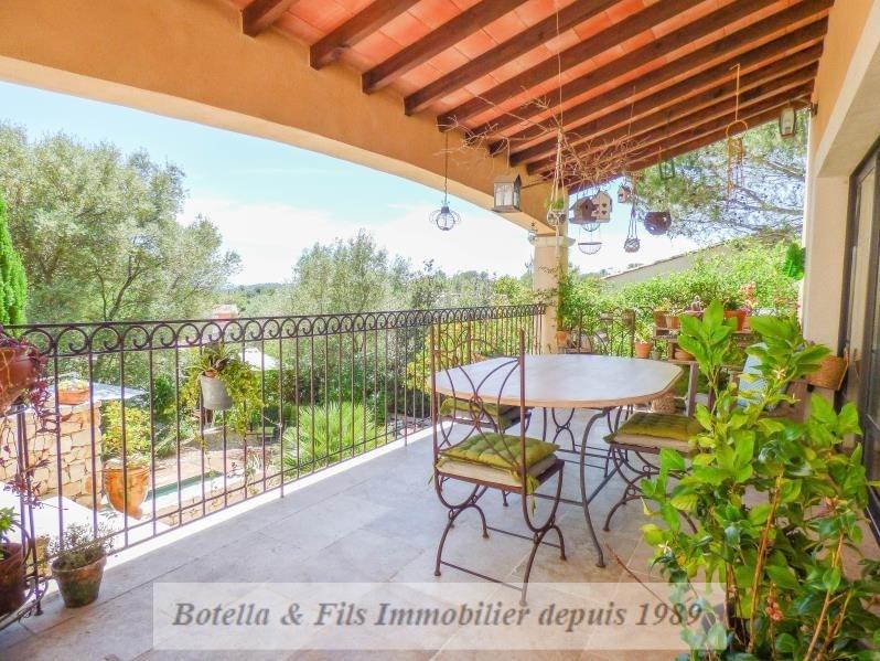 Immobile residenziali di prestigio casa Uzes 512000€ - Fotografia 5