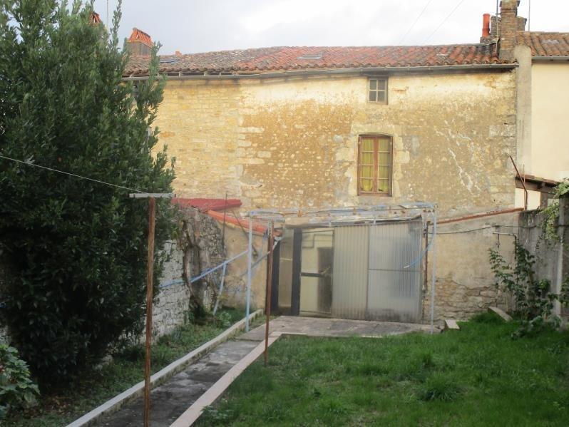 Vente maison / villa St maixent l'ecole 64800€ - Photo 2