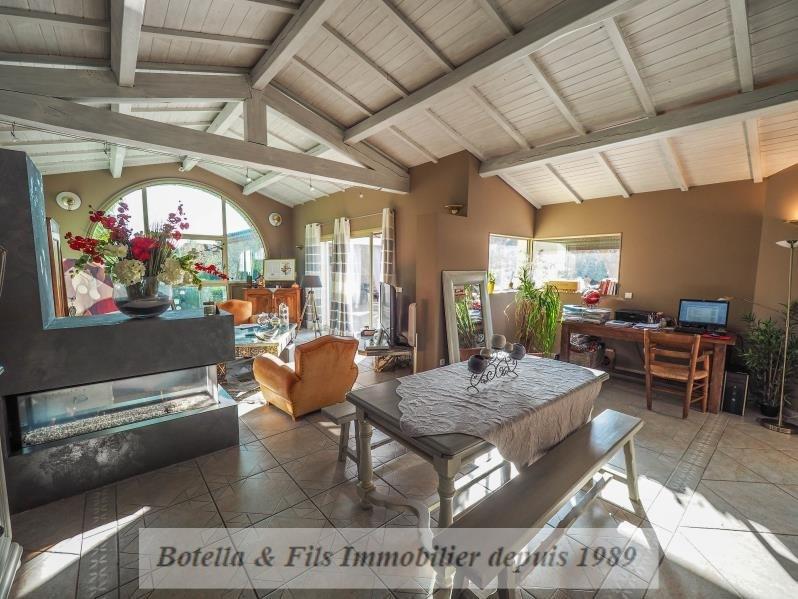 Vente de prestige maison / villa Bagnols sur ceze 490000€ - Photo 7