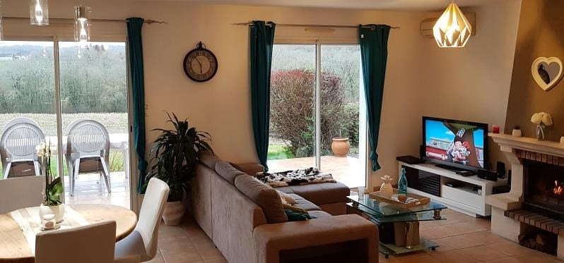 Vente maison / villa Lasseube 266000€ - Photo 1