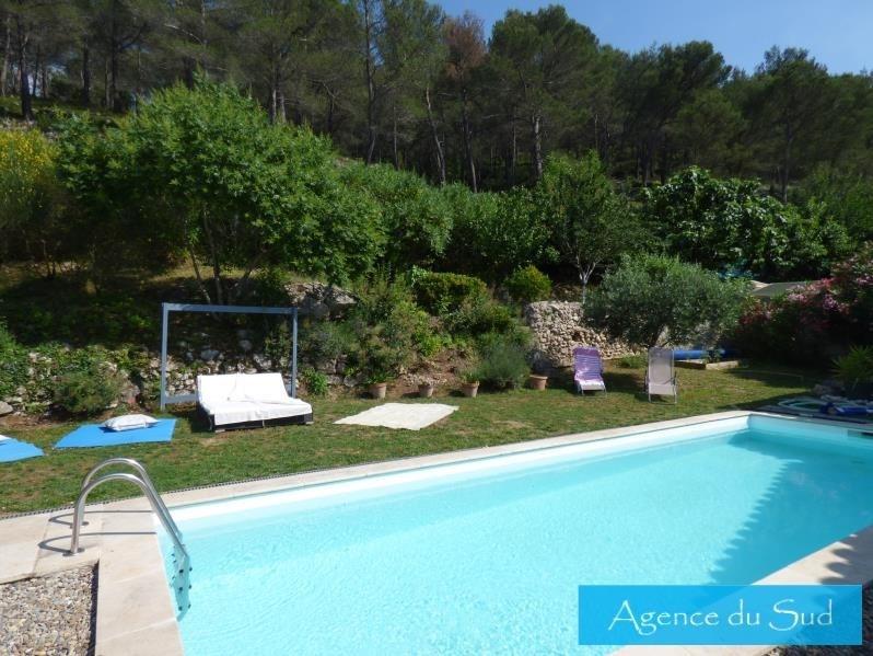 Vente maison / villa Carnoux en provence 550000€ - Photo 10