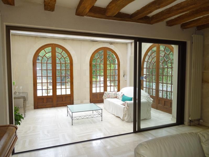 Venta de prestigio  casa St cyr sur loire 879000€ - Fotografía 10