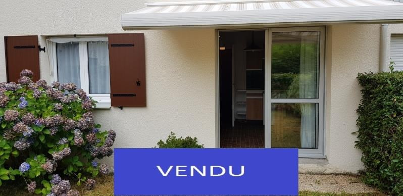 Vente appartement Fouesnant 95000€ - Photo 1