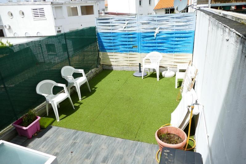 Sale apartment Royan 154500€ - Picture 1