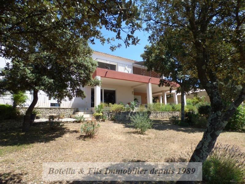 Verkoop van prestige  huis Uzes 560000€ - Foto 2