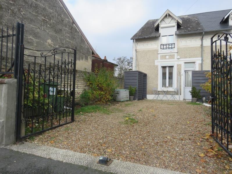 Sale house / villa Montoire sur le loir 94000€ - Picture 1