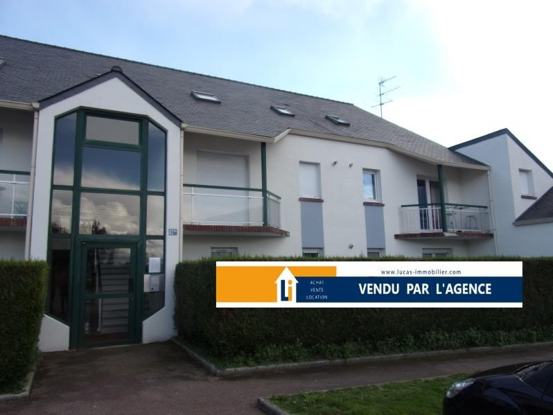 Vente appartement Chateaubourg 127 200€ - Photo 1